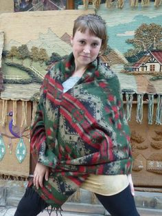 Wrap shawl made in Nepal. For sale on our website #shawls #ethnic #himalayanhandmades #boho #bohemian #kathmandu #wraps