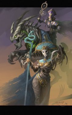 I did some hero explorations for Tomb Kings Heroes - Archan, Queen Khalida, Settra and Khatep. Original concepts are from Games Workshop and Creative Assembly. Fantasy Characters, Egyptian Goddess Art, Fantasy Races, Character Art, Creature Artwork, Tomb Kings, Warhammer Fantasy Battle, Warhammer Tomb Kings, Dark Fantasy Art