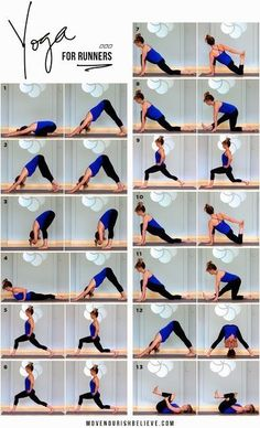 Stretch It out! Here's a Little Yoga Just for Runners ...