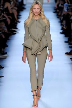 Givenchy. I would save up my whole paycheck for months to get this outfit! Love, love, love. (SS 2012).