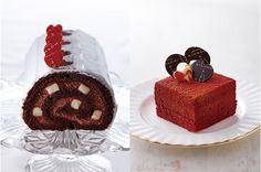 生チョコロールも!パティスリー キハチからバレンタインにぴったりの限定ケーキ&チョコレート☆