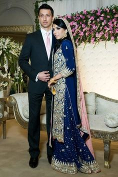 Pakistani couple