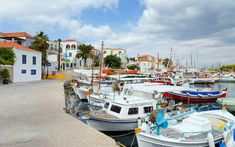 spetses old harbour Travel, Boats, Beautiful, Ships, Past Life, Greece, Europe, Viajes, Destinations