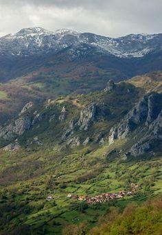 Quiros - Toriezo, Asturias