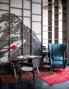 The Chamber of Curiosity: Apartment Design and the New Elegance   Yatzer