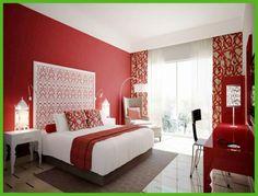 Attraktive Rot Schlafzimmer Idee | Mehr Auf Unserer Website | Rot  Schlafzimmer Idee U2013