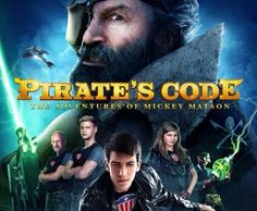Check out the official Pirate's Code: The Adventures of Mickey Matson Trailer featuring Kenton Duty!