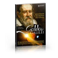 Em Galileu Galilei – Mistérios e Segredos do Gênio você encontrará fatos, curiosidades e informações sobre o legado desta mente brilhante. Desde a infância, passando pelos sistemas de mundo, o desenvolvimento do telescópio, as descobertas na astronomia, os problemas com a Inquisição, a Reforma, a Contrarreforma e muito mais.