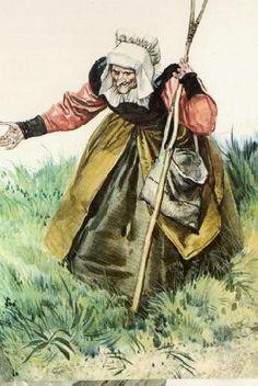 Italian Witch - called Strega - wonderful!