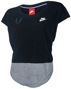 c8643c55a99f Online Store - Nike USATF Women s Block SS Top