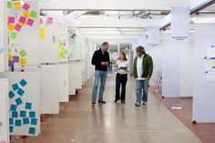 d.school @ Stanford U. | Stanford, CA – Reconfigurable wall system