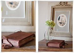 I love the idea of having journals lying around the house, ready to catch my thoughts