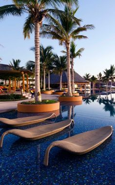 The CostaBaja Resort and Spa has three pools by the Sea of Cortez.