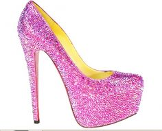 http://crystalheels.com/Pumps/Christian-Louboutin-Limited-Edition-Pink-Daffodile-Crystal-Pumps-127/