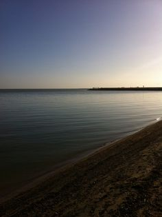 Een van de strandjes op Marken