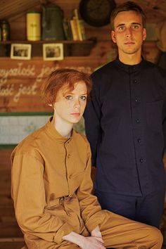 Unity Jacket & Trousers - Old Town Clothing - classic British workwear - Holt, Norfolk, England