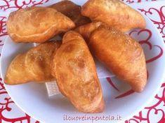 Calzoni fritti - Ricette di cucina Il Cuore in Pentola