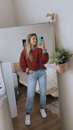 She Is Clothed, Outfit Goals, Mode Inspiration, Cute Casual Outfits, Fall Winter Outfits, Fashion Outfits, New Outfits, Look Cool, Everyday Outfits
