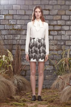 Honor | Pre-Fall 2014 Collection | Style.com