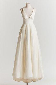 V Neck Prom Dresses, Bridal Dresses, Wedding Gowns, Evening Dresses, Wedding Parties, Wedding Ceremony, Bhldn Wedding, Bridesmaid Gowns, Pageant Dresses