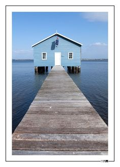 Swan river boat house, Perth. Photographic print. email me at philhill@philhillphotography.com for more details or visit: http://philhillphotography.photoshelter.com/gallery-image/Prints/G0000Y2YpOd6TLYA/I0000sj4VH4okAeo