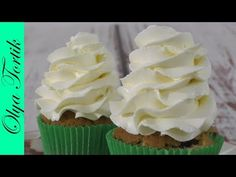 The most delicious five-minute cream for cakes and pastries A simple cream recipe Pastry Cake, Cream Recipes, Cream Cake, Food And Drink, Muffins, Simple, Desserts, Pastries, Youtube