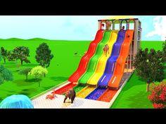 Peppa Wutz 💖 Einfache Wissenschaften mit Papa   Peppa Pig Deutsch Neue Folgen   Cartoons für Kinder - YouTube Amai, Youtube, Fair Grounds, Cook, Outdoor Decor, Fun, Recipes, Travel, Pool Slides