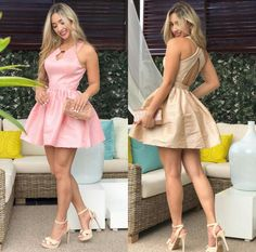 Short Dresses, Summer Dresses, High Fashion, Womens Fashion, Super Cute Dresses, Dress With Sneakers, Formal Wear, Pretty Outfits, Frocks