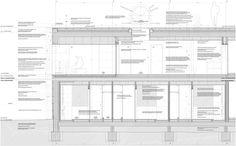 Alberto Campo Baeza — Casa del Infinito — Dettagli : 34-House-of-the-Infinite_section.jpg - Divisare by Europaconcorsi