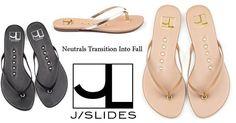 Neutral J/Slides