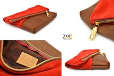 """Rowi"" leather bag"