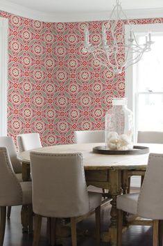 #Esszimmer Innenräume 11 Atemberaubende Esszimmer Tapeten #neu #Ideen  #dekor #garten#