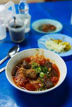 Austin Bush blogs at RealThai about food in Thailand and beyond.
