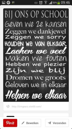 Bij ons op school doen we . Words Quotes, Wise Words, Life Quotes, Planning School, Teaching Quotes, 21st Century Skills, Dutch Quotes, Teacher Inspiration, School Posters