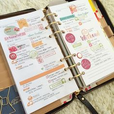 Last week in my #katespadeplanner. Can't believe we're in the middle of July now!
