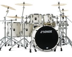 Sonor ProLite in Creme White