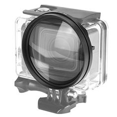 GoPro macro filter for close-up photos and videos # Gopro Underwater, Underwater Video, Underwater Lights, Underwater Photos, Gopro Action, Red Filter, Gopro Accessories, Gopro Camera, Selfie Stick