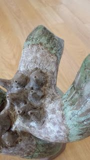 ImpressioneRei: ,,Mandibula 23'' Garden Sculpture, Lion Sculpture, Statue, Outdoor Decor, Artist, Projects, Home Decor, Log Projects, Blue Prints