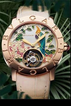 Fotos novedades feria relojes Baselword 2013: Bvlgari