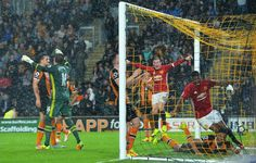 strikes at the death to maintain Mourinho's winning run Marcus Rashford, Manchester United Football, Life, Scores, Death, Club, Red, Manchester United Soccer, Rouge