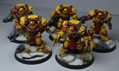 The Sons of Dorn: Elite Units