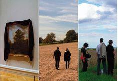 The Memorial Walks - Simon Pope: artwork 2007-2013