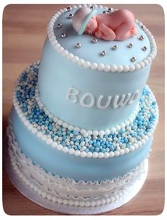Top 10 Baby Shower Cakes