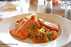 Gourmet Girl Cooks: My Visit to Cordova, Alaska - Home of Copper River Salmon