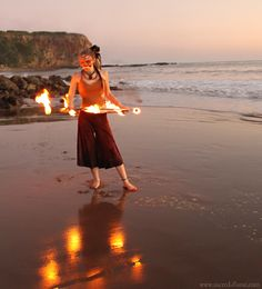 Hoop Care - Sacred Flame