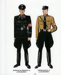hitler ss uniformes | NAZISMO EN ALEMANIA | Pinterest