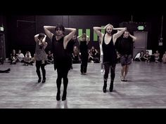 "▶ Brian Friedman & Yanis Marshall Heels Choreography | Britney Spears ""Breathe On Me"" - YouTube"