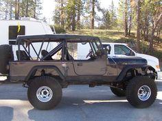 '83 CJ8 Jeep Scrambler