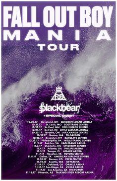 M A N I A tour