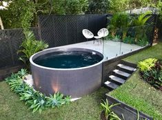 "✔ 46 above ground pool landscaping that every people need to see 9 > Fieltro.Net""> ✔ 46 above ground pool landscaping that every people need to see 8 - Building A Swimming Pool, Small Swimming Pools, Small Pools, Swimming Pools Backyard, Swimming Pool Designs, Garden Pool, Small Backyards, Pool Decks, Garden Beds"